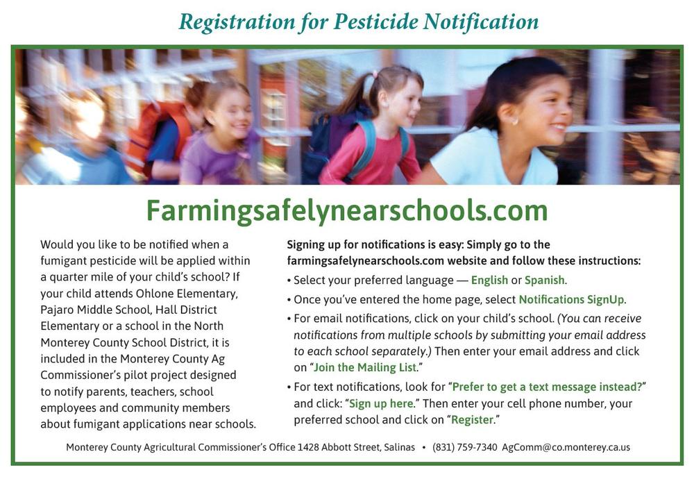 Pesticide Registration